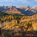Timpanogos Autumn Sunrise by Brett Pelletier