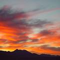 Timponogos Sunrise by Derek Nielsen