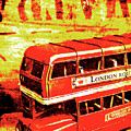 Tin Sign Travels by Jorgo Photography - Wall Art Gallery