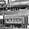 Tin Toy Trains by Carmine Taverna