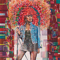 Tina Turner by Buena Johnson