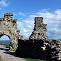Tintagel Castle 2 by Kurt Van Wagner