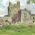 Tintern Abbey 1 by Donald Maier