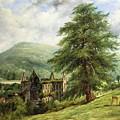 Tintern Abbey  by Frederick Waters Watts