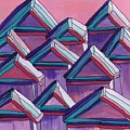 Tiny Houses by Barbara St Jean