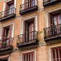 Tiny Iron Balconies by T Brian Jones
