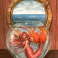 Tiny Mermaid by Bruce Lennon