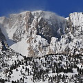 Tioga Pass Winds by Duane Middlebusher