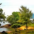 Tioman Island Beach by Sergey Lukashin
