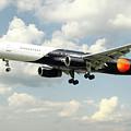 Titan Airways Boeing 757 by J Biggadike