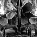 Titanic Propellers by Bill Cannon