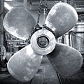 Titanic's Propellers by The Titanic Project