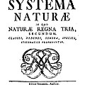 Title Page, Systema Naturae, Carl by Science Source