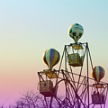 Tivoli Balloon Ride by Linda Woods