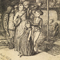 To Caper Nimbly In A Lady's Chamber To The Lascivious Pleasing Of A Lute by Dante Gabriel Rossetti