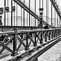 A Bridge On River Danube. by Usha Peddamatham