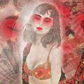 To Tell You A Geisha's Story. by Andrea Ribeiro