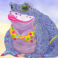 Toadaly Beautiful by Catherine G McElroy