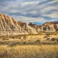 Toadstool Geologic Park by Elizabeth Winter