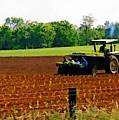 Tobacco Planting by Sam Davis Johnson