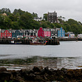 Tobermory Town Cityscape, Isle Of Mull by Michalakis Ppalis