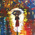 Today I Walk Alone by Kim Peto