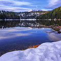 Todd Lake by Cat Connor