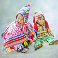 Toddler Dolls by Claude LeTien