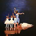 Toe Dancer by Carol Neal-Chicago