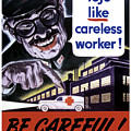 Tojo Like Careless Workers - Ww2 by War Is Hell Store