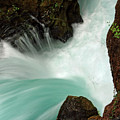 Toketee Falls 3 by Ingrid Smith-Johnsen