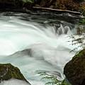 Toketee Falls 7 by Ingrid Smith-Johnsen