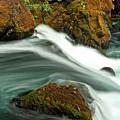 Toketee Falls 8 by Ingrid Smith-Johnsen
