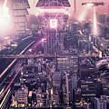 Tokyo 3017 #4 by Ponte Ryuurui