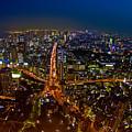 Tokyo At Night by Dan Wells