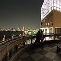 Tokyo Bay Nightview From Harumi Port by Alberto Otuyama