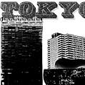 Tokyo Inked by Pharris Art