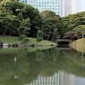 Tokyo Japanese Garden by Carol Groenen