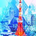 Tokyo by Michelle Dallocchio