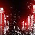 Tokyo Street by Naxart Studio