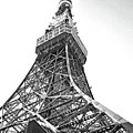 Tokyo Tower by Marie Loh