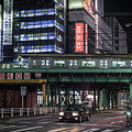 Tokyo Transportation, Japan by Perry Rodriguez