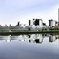 Toledo Panoramic View by Thomas Staff