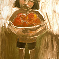 Tomato Girl by Laura Lee Cundiff
