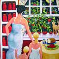 Tomato - Materphobia by Rebecca Korpita