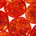 Tomato Slices by Photo Researchers