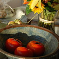 Tomato Still Life by Andrea Simon