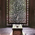 Tomb At The Humayun Temple Complex by Kirk Dearden