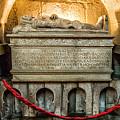 Tomb Of Dom Henrique by Roberta Bragan