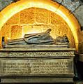 Tomb Of Dona Teresa by Roberta Bragan